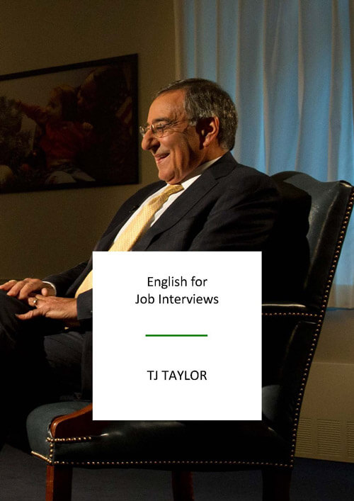 Prima pagina di English for Job Interviews di TJ Taylor