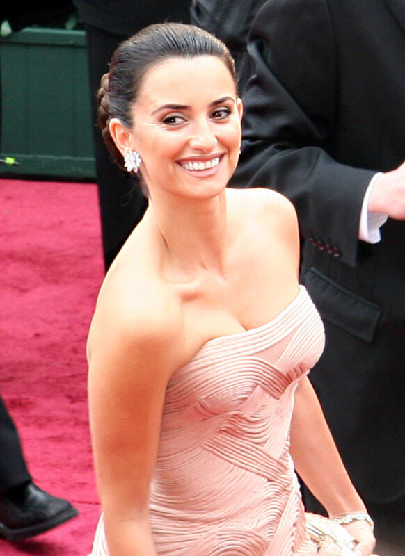 Penelope Cruz on the red carpet - copyright Ana Kelston http://www.flickr.com/photos/bananawacky/