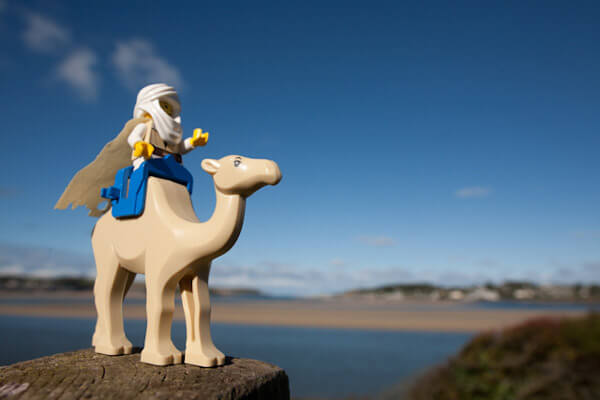 Go forth on your journey, in Lego - copyright Jonathan_W (@whatie) http://www.flickr.com/photos/s3a/